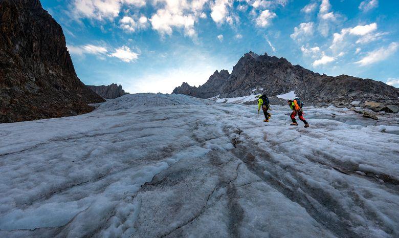 Stage ascension du Mont-Blanc en 5 jours