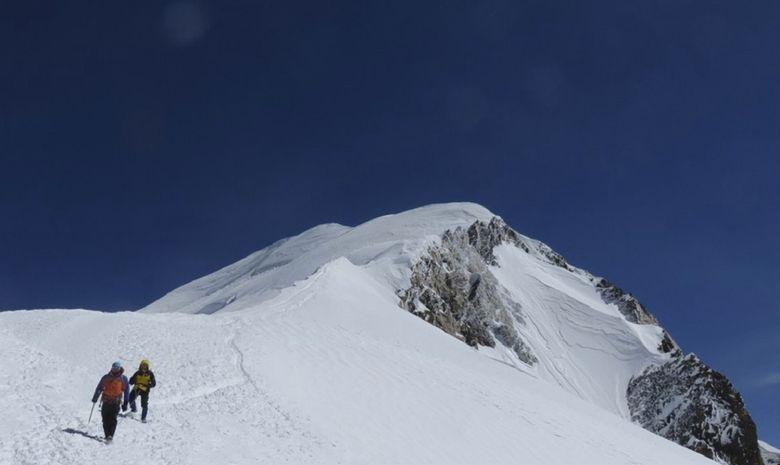 Le Mont Blanc par la voie normale - 5 jours-10