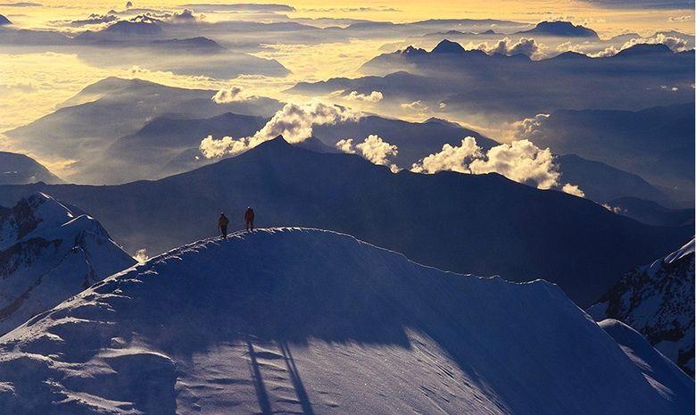 Le Mont Blanc par la voie normale - 5 jours-5