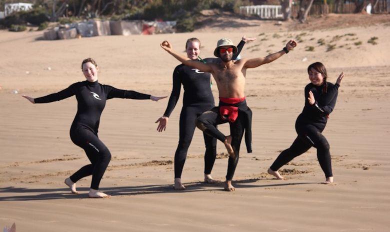 Surf & Yoga au Maroc-6