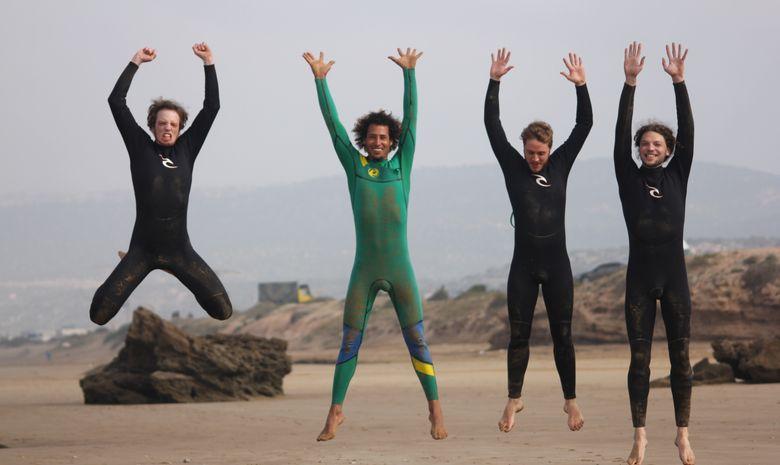 Sejour de Surf Guiding à Tamraght-2