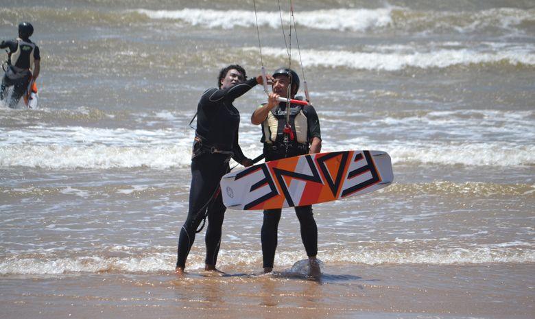 Stage de kitesurf à Essaouira-7