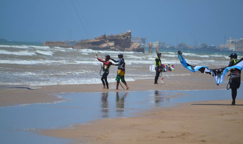 Séjour intensif de Kitesurf à Essaouira-8