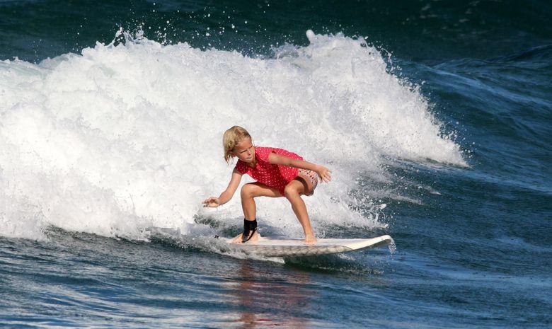 Stage de surf à Saint martin 6