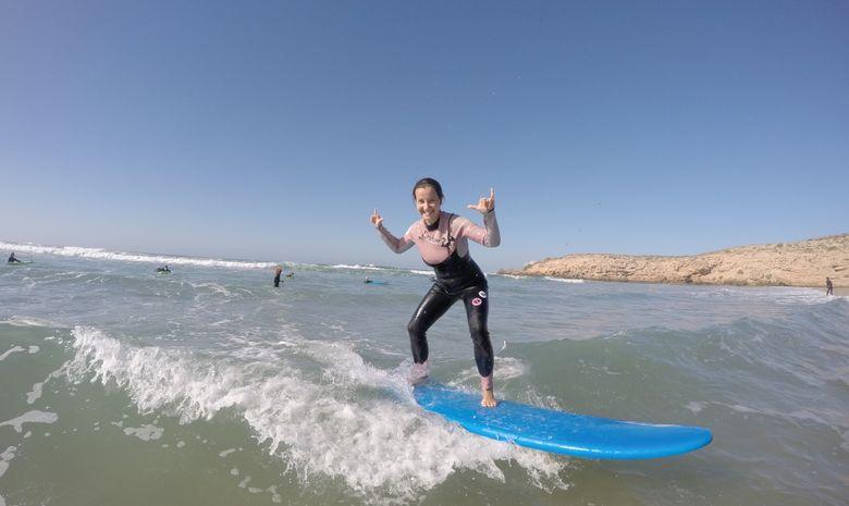 Réveillon de Noël en Surf Camp -5
