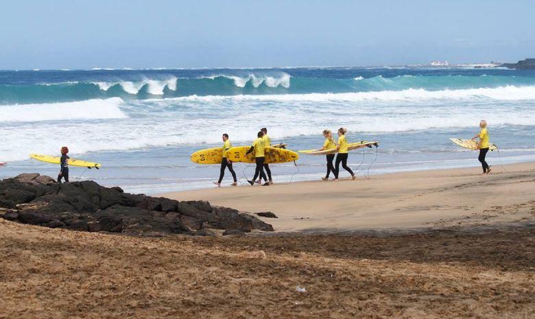 Séjour Surf & Yoga en Surf Camp à Fuerteventura -13