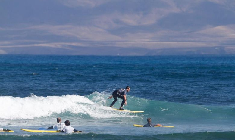 Séjour Surf & Yoga en Surf Camp à Fuerteventura -15