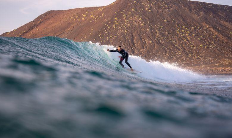 Séjour Surf & Yoga en Surfcamp à Fuerteventura