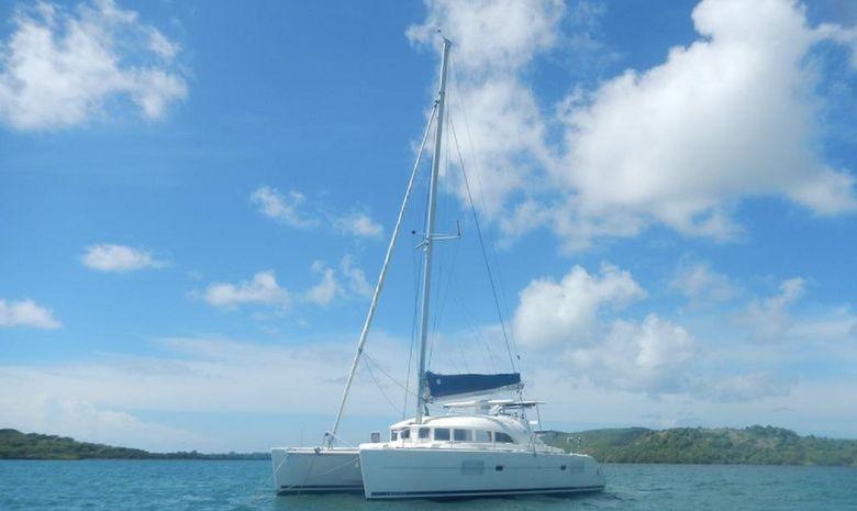 Croisière catamaran autour de la Martinique -2