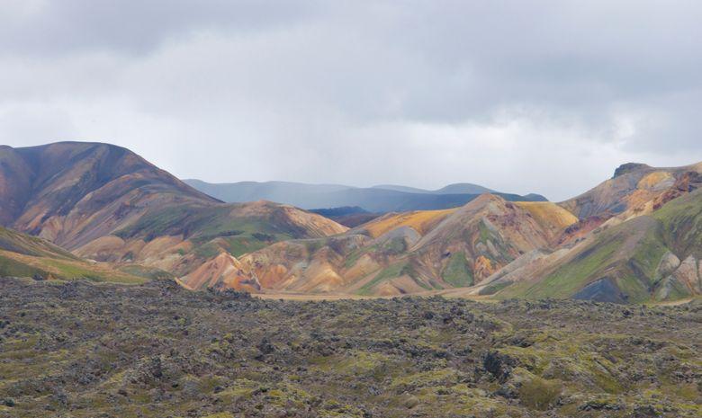 Trek dans la réserve de Fjallabak-14