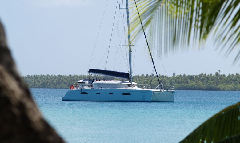 Croisière catamaran dans l'Archipel de la Société-11