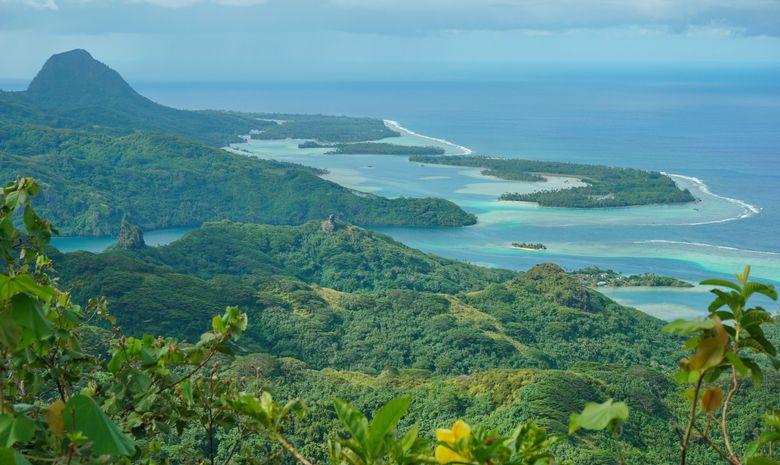Croisière privée one way Tahiti - Bora - cata 48'