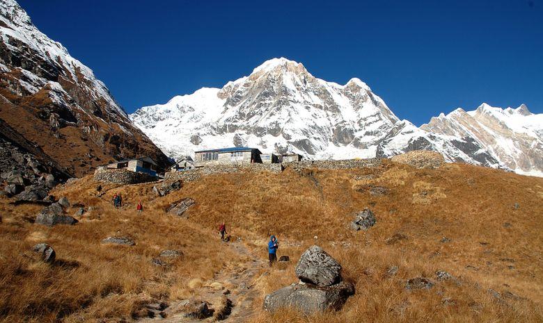 Sanctuaire de l'Annapurna-2