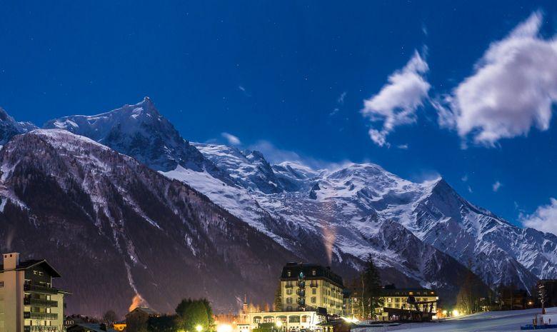 Chamonix-Zermatt - version