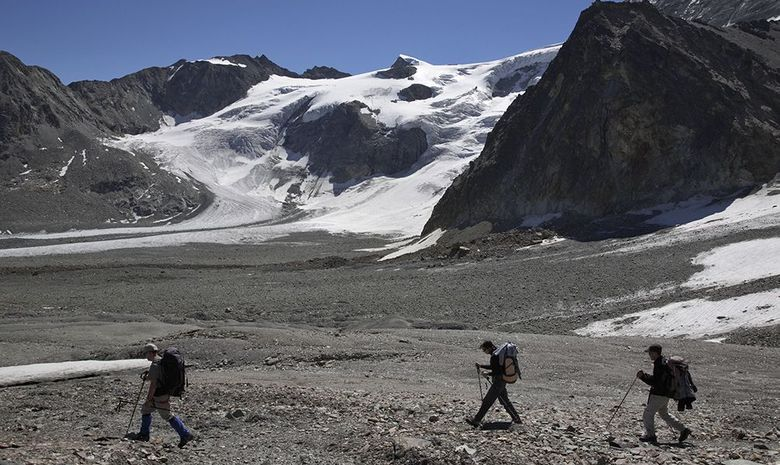 Chamonix-Zermatt en randonnée glaciaire