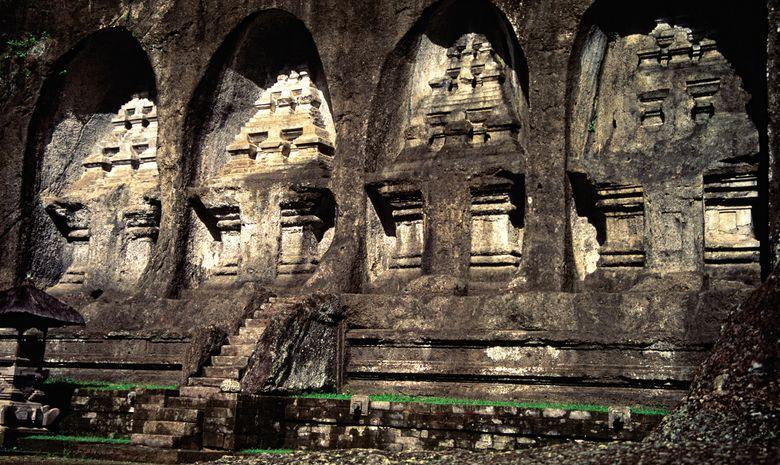Temple Gunung Kawi (Tampaksiring)