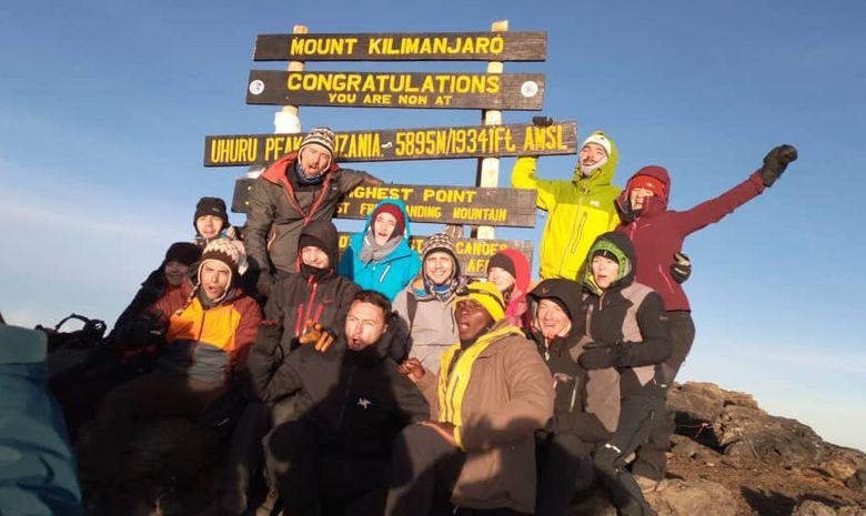 Kilimandjaro, voie Machame - Ascension privatisée