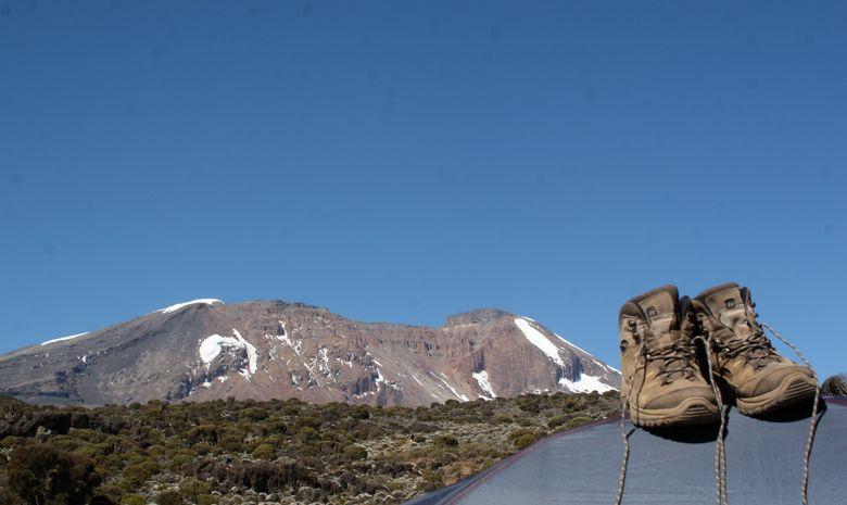 Montagne du Kibo