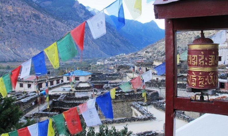 Village de Marpha