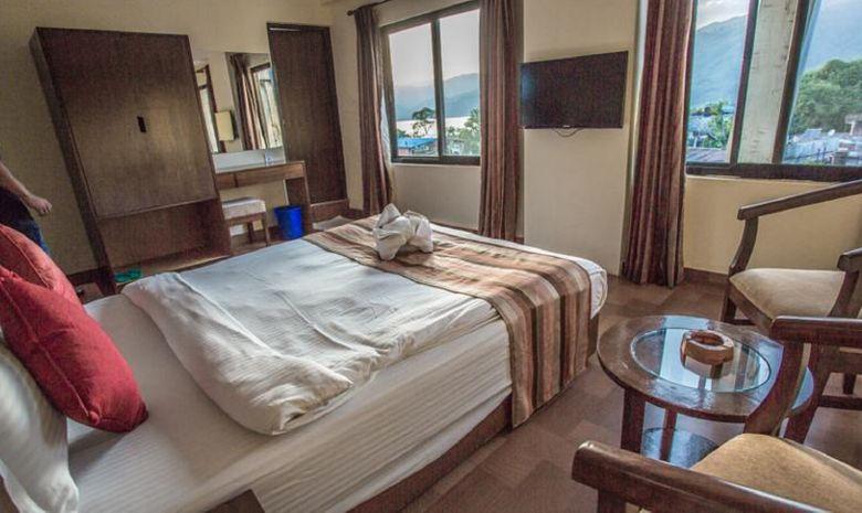 Chambre du Kotee Home Hotel