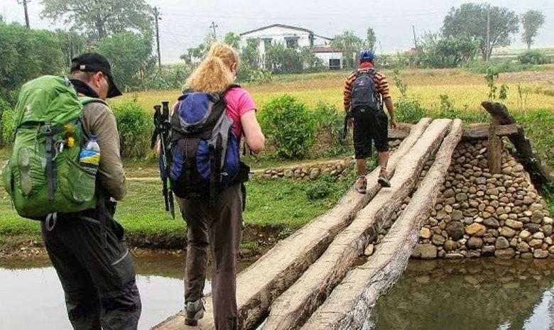 Des plaines du Teraï à l'Annapurna-1