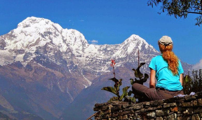 Des plaines du Teraï à l'Annapurna-9