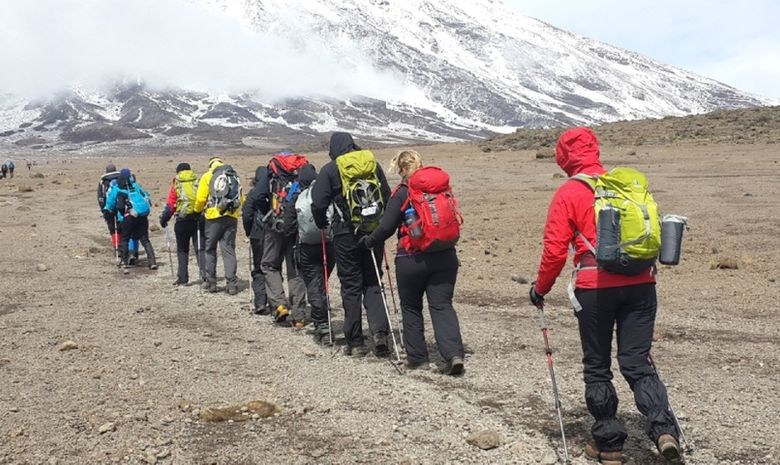 Ascension du Kilimandjaro (5895 m) - Voie Rongai-5