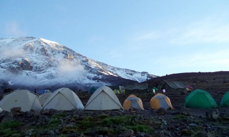 Ascension du Kilimandjaro (5895 m) - Voie Rongai-6