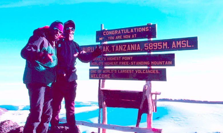Ascension du Kilimandjaro (5895 m) - Voie Rongai-7