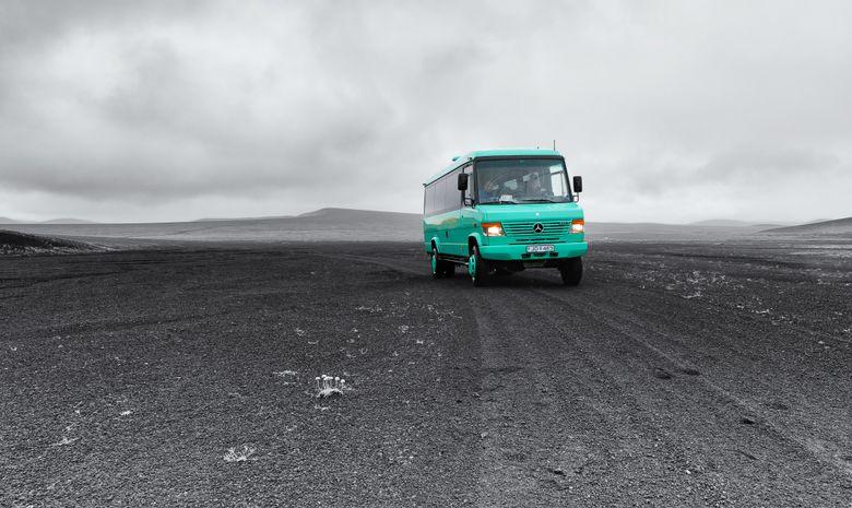 Caldeira de Torfajökull  et Tindfjöll-5