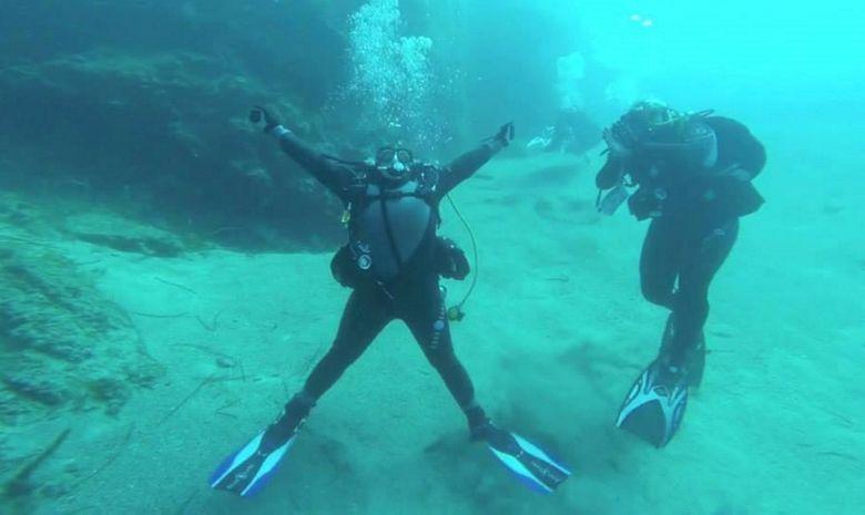 Stage plongée niveau 1 Scuba Diver / PE20-2