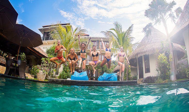 Un séjour de Surf sur l'île paradisiaque de Bali-9