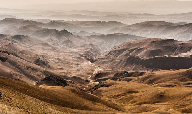 La vallée des Roses & l'Ascension du M'Goun