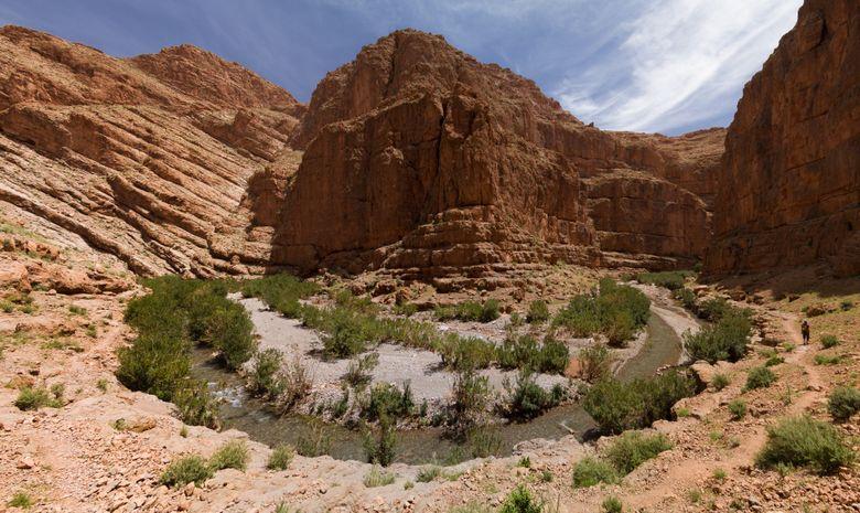 Ascension du M'Goun - trek privatisé