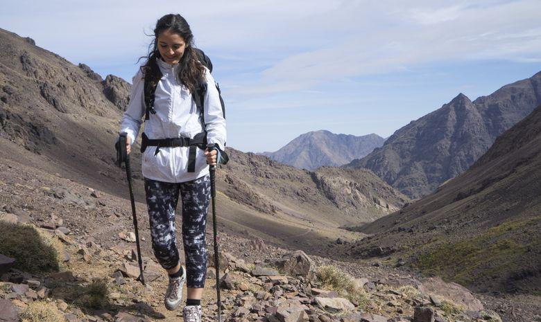 Trek en vallée d'Ait Bougmez & Ascension du M'Goun