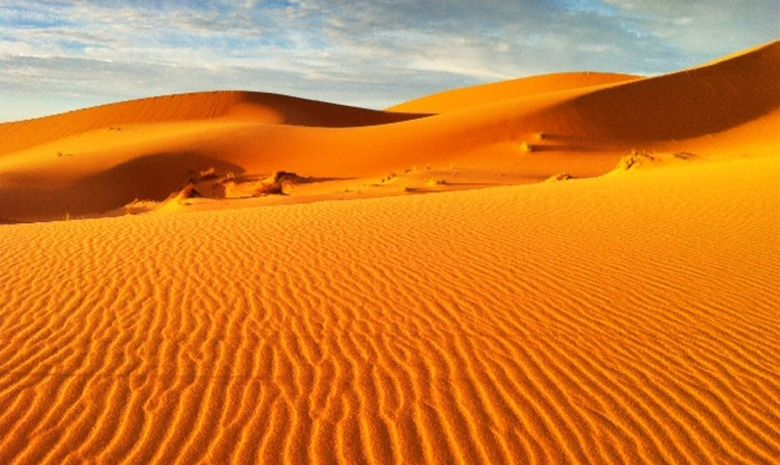 Contreforts du djebel Bani & Dunes de l'erg Mhazil-9
