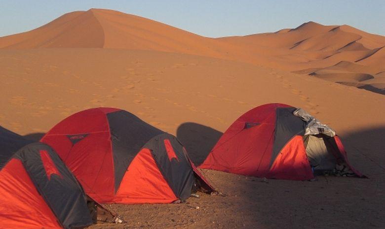 Contreforts du djebel Bani & Dunes de l'erg Mhazil-10