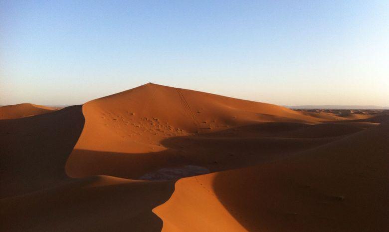 Contreforts du djebel Bani & Dunes de l'erg Mhazil-5