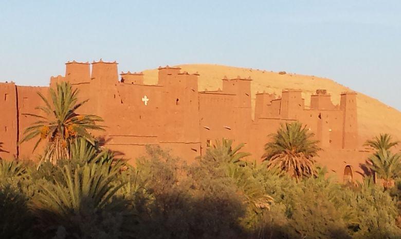 Contreforts du djebel Bani & Dunes de l'erg Mhazil-6