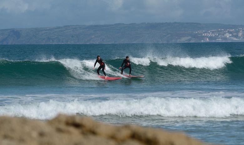 Séjour en Surf Camp à Peniche -4