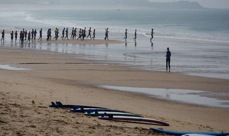 Séjour en Surf Camp à Peniche -2