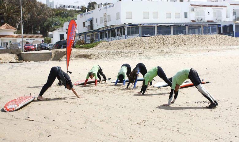 Un mélange de surf & yoga pendant 5 jours-2