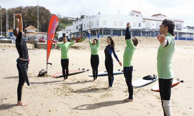 Un mélange de surf & yoga pendant 5 jours-3