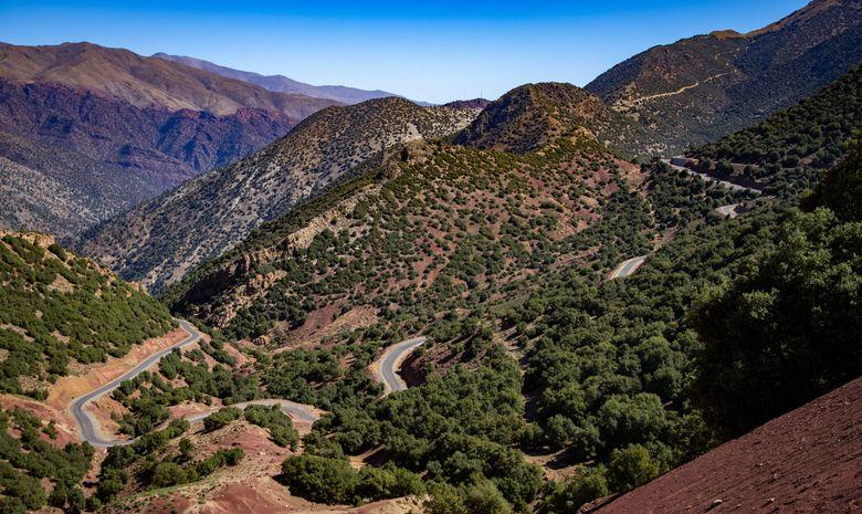 Trek dans le massif du Siroua - trek privatisé