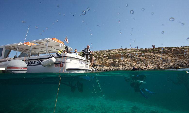 Séjour de plongée à Malte-6