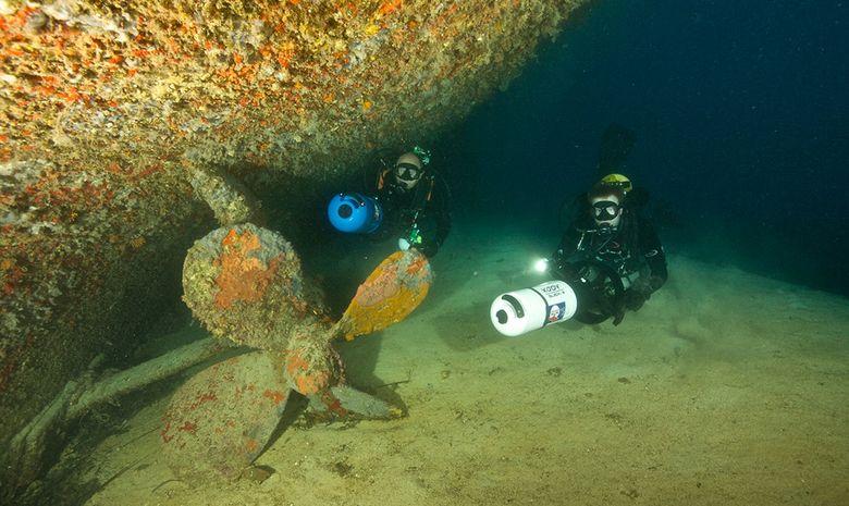 Escapade sous-marine à Malte-2