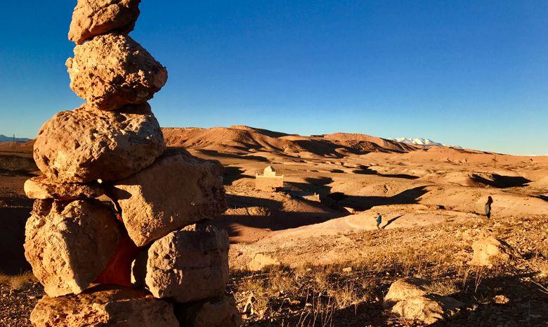 Skoura & Dunes de l'erg Chebbi