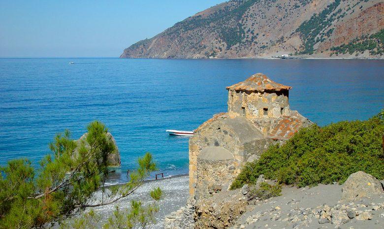 Itinérance sur l'île de Crète-2