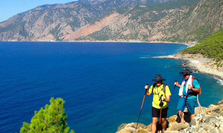 Itinérance sur l'île de Crète-1