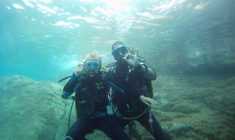 Formation plongeur Niveau 1 à Fréjus-8